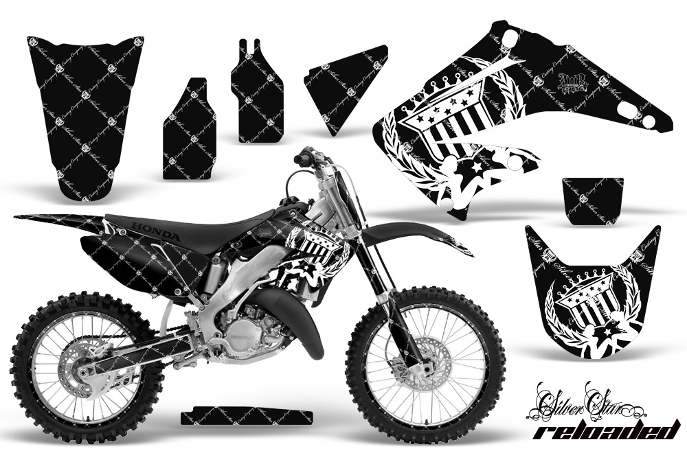 Stickers 125 cr Honda cr 125 250 02 09