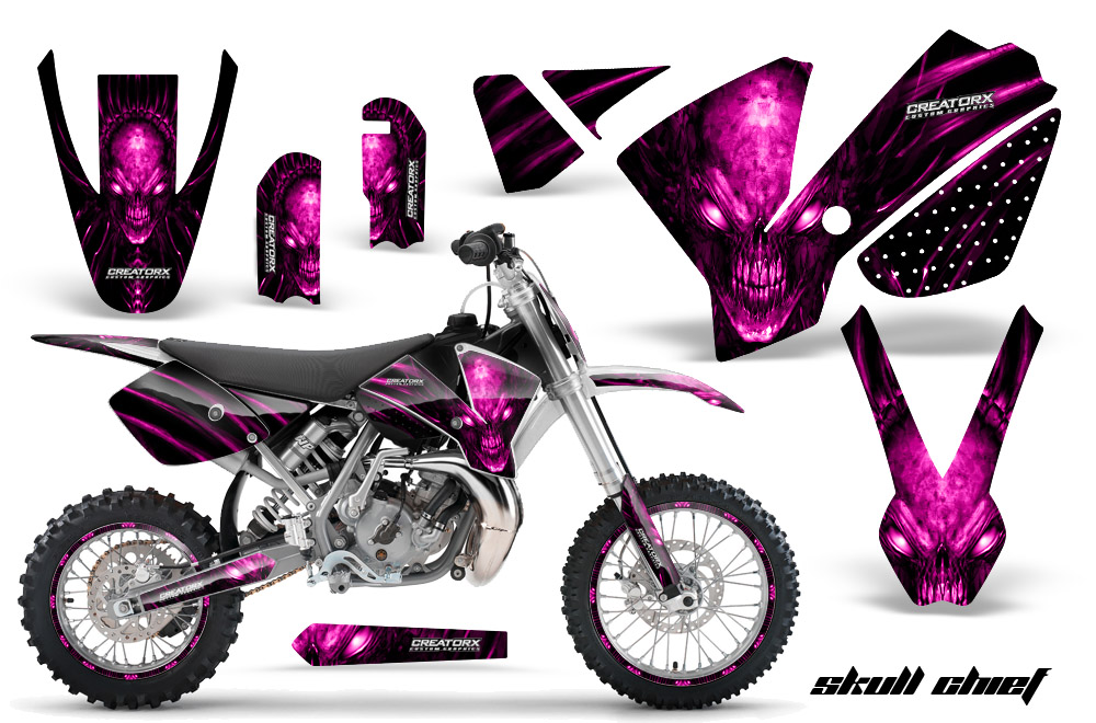 KTM SX 50 02-08 Custom graphics